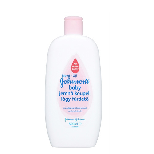 JOHNSON`S Baby Jemná koupel Baby 500 ml