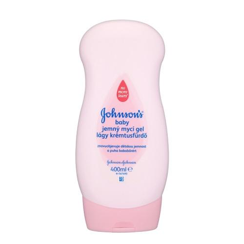 JOHNSON`S Baby Jemný umývací gél pre deti Baby 400 ml