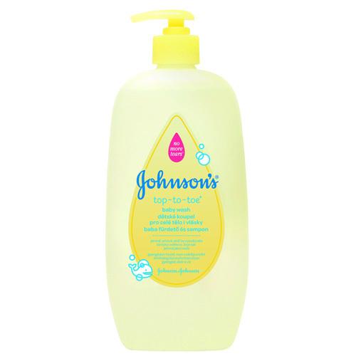 JOHNSON`S Baby Koupel pro celé tělo a vlásky Top-to-toe 500 ml