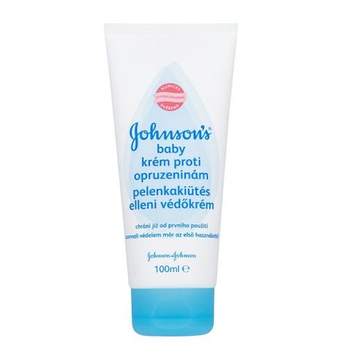 JOHNSON`S Baby Krém proti opruzeninám Baby 100 g