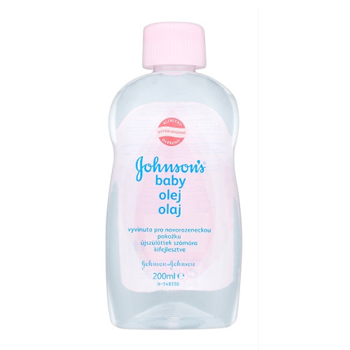 JOHNSON`S Baby Baby Olej 200 ml