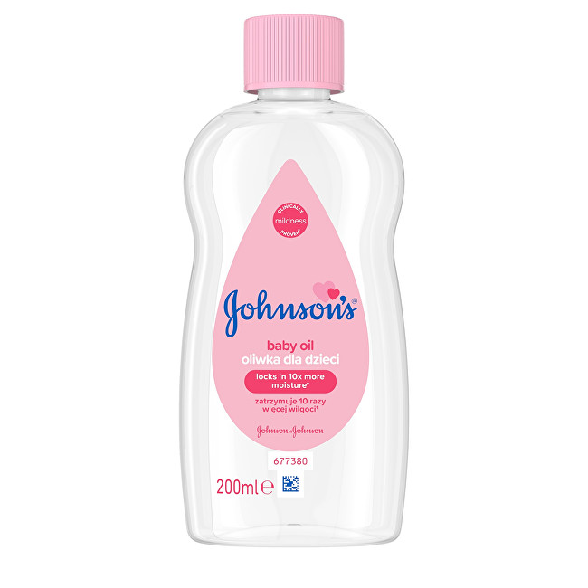 Johnson´s Baby Olej 200 ml