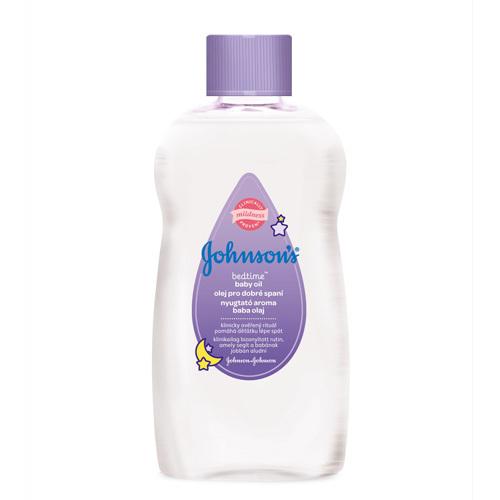 JOHNSON`S Baby Olej pro dobré spaní Baby 200 ml