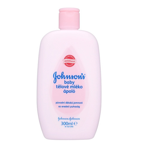 JOHNSON`S Baby Baby Tělová mlieko 300 ml