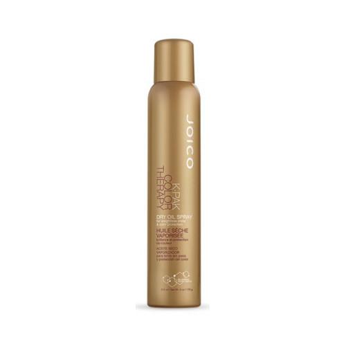 Joico Ochranný olejový sprej pro barvené poškozené vlasy K-Pak (Color Therapy Dry Oil Spray) 212 ml