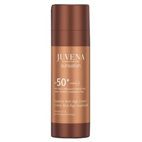 Juvena Pleťový krém na opalování SPF 50+ Sunsation (Superior Anti-Age Cream) 50 ml