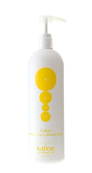 Kallos Hydratační sprchový gel s mandarinkou (Moisturizing Shower Gel) 1000 ml