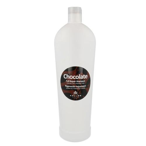 Kallos Intenzivně regenerační šampon Chocolate (Chocolate Full Repair Shampoo) 1000 ml