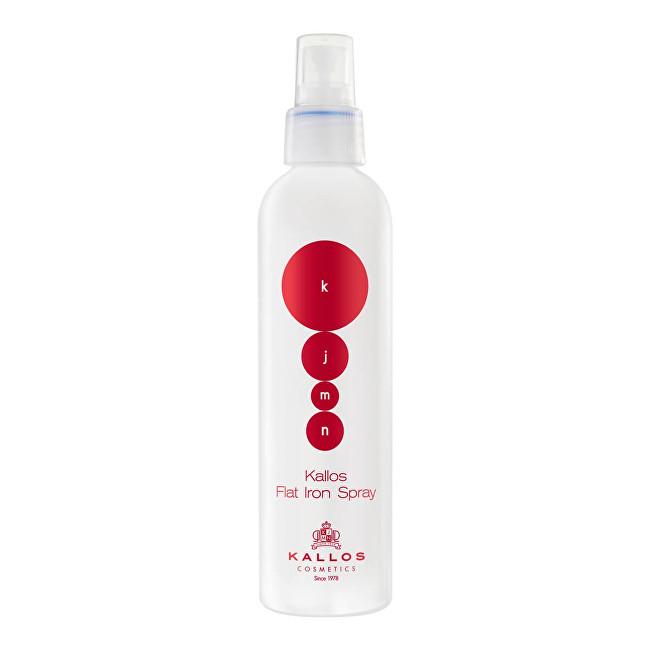 Kallos Ochranný sprej pro žehlení vlasů KJMN (Flat Iron Spray) 200 ml