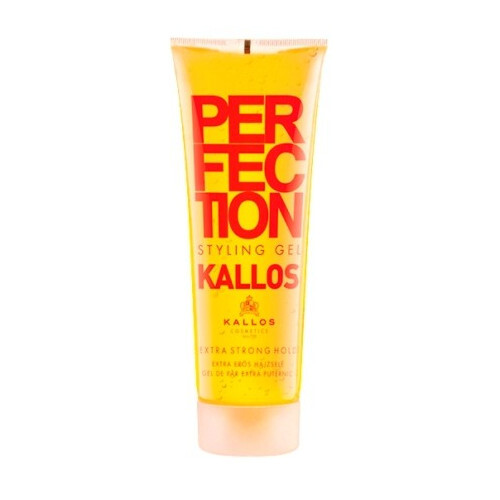 Kallos Silný gel na vlasy Perfection (Extra Strong Styling Gel) 250 ml