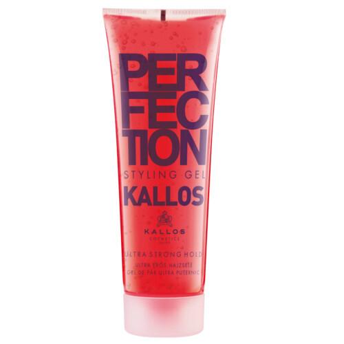 Kallos Ultra silný gel na vlasy (Ultra Strong Styling) 250 ml