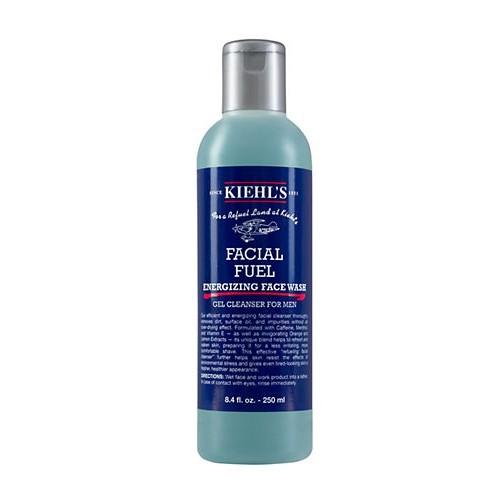 Kiehl´s Čisticí pleťový gel pro muže (Facial Fuel Energizing Face Wash) 250 ml