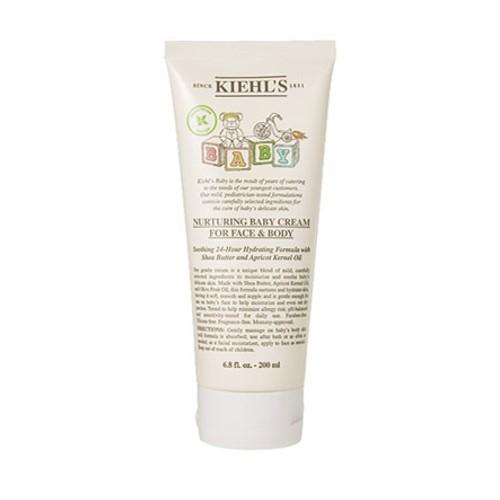 Kiehl´s Dětský krém na obličej i tělov(Nurturing Baby Cream for Face & Body) 200 ml