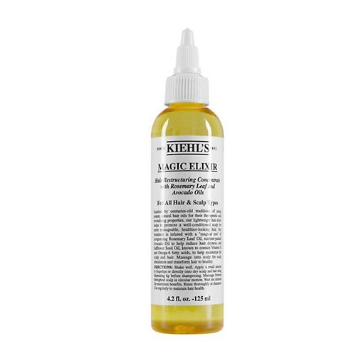 Kiehl´s Elixír pro lesklé a zdravé vlasy (Magic Elixir) 125 ml