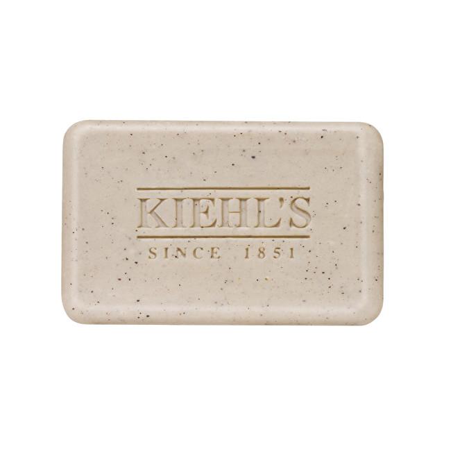 Kiehl´s Exfoliační tělové mýdlo pro muže (Grooming Solutions Bar Soap) 200 g