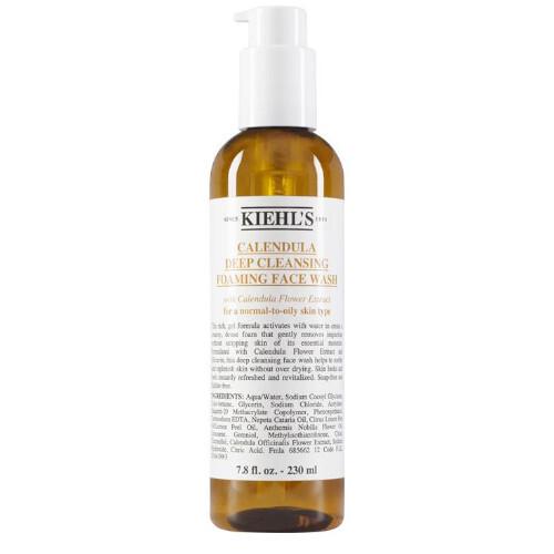 Kiehl´s Hloubkově čisticí gel Calendula (Deep Cleansing Foaming Face Wash) 230 ml