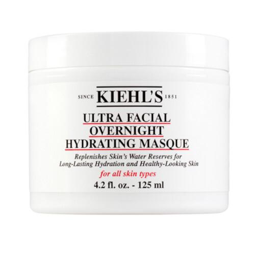 Kiehl´s Hloubkově hydratační noční maska (Ultra Facial Overnight Hydrating Mask) 125 ml