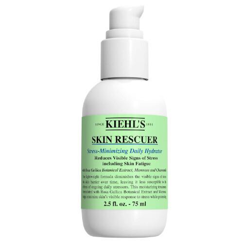 Kiehl´s Hydratačný antistresový pleťový krém Skin Rescuer (Stress- Mini mizing Daily Hydrator) 75 ml