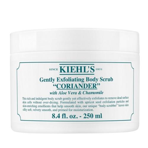 Kiehl´s Jemný tělový peeling Koriandr (Coriander Body Scrub) 250 ml