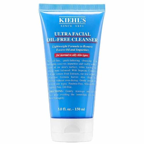 Kiehl´s Čisticí pleťová pěna (Ultra Facial Oil-Free Cleanser) 150 ml