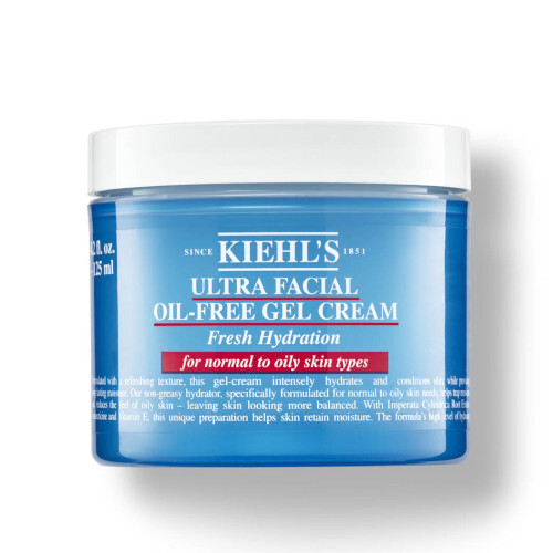 Kiehl´s Lehký hydratační krém pro normální a mastnou pleť (Ultra Facial Oil Free Gel-Cream) 125 ml