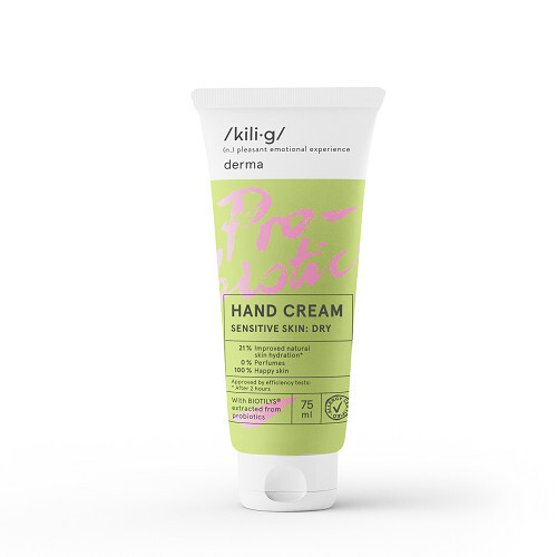 Kilig Krém na ruce pro suchou citlivou pokožku Derma (Hand Cream) 75 ml