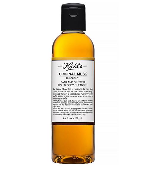 Kiehl´s Parfémovaný sprchový gel (Musk Shower Gel) 250 ml