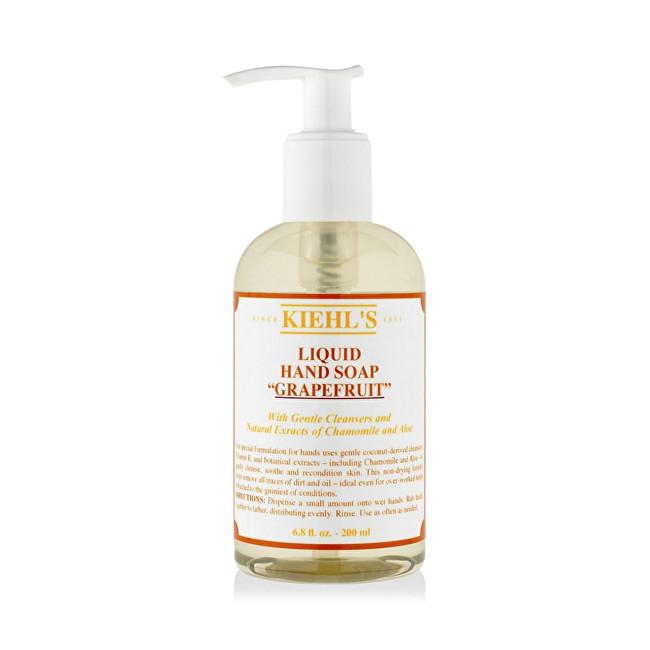 Kiehl´s Pečující mýdlo na ruce Grapefruit (Liquid Hand Soap) 200 ml