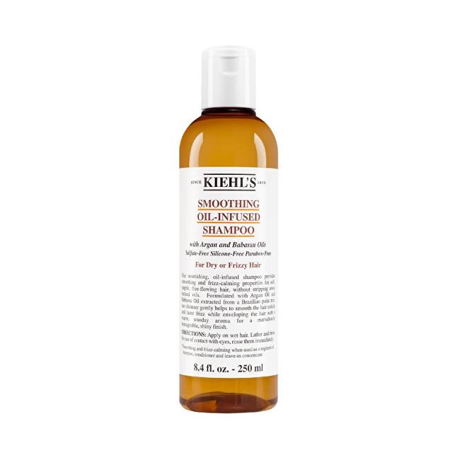 Kiehl´s Vyhlazující šampon s olejovými výtažky (Smoothing Oil-Infused Shampoo) 250 ml
