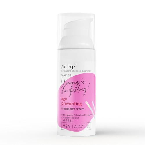 Kilig Zpevňující denný krém Woman Age Preventing ( Firming Day Cream) 50 ml