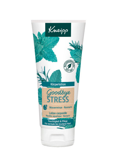 Kneipp Telové mlieko Goodbye Stress 200 ml