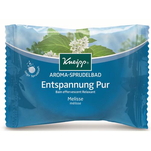Kneipp Perlivá tableta do koupele Dokonalý odpočinek 80 g