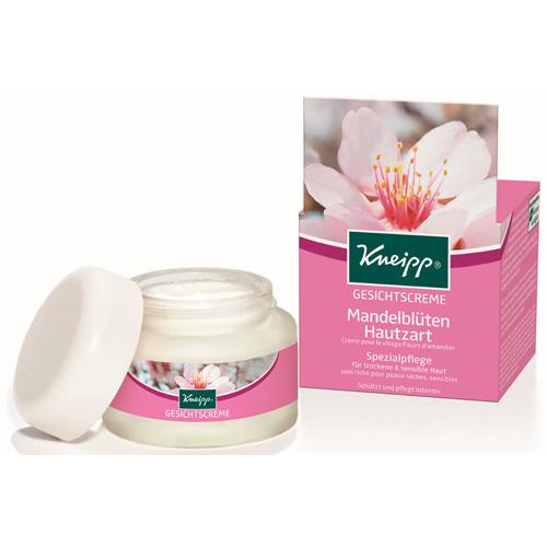Kneipp Pleťový krém Mandlové květy 50 ml