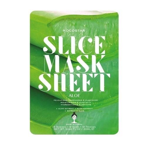 Kocostar Hydratační plátková maska Aloe (Slice Sheet Mask) 20 ml