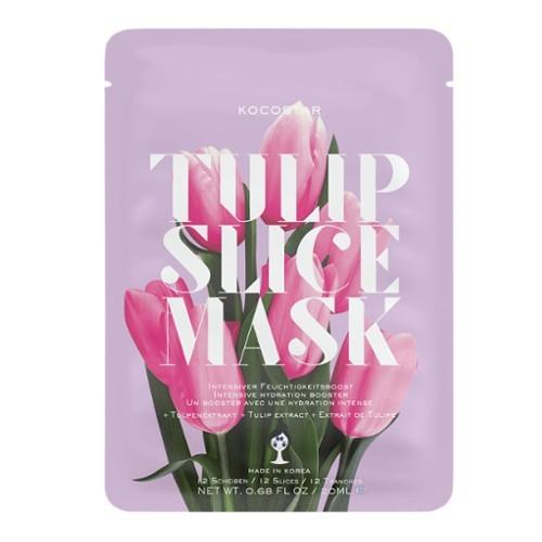 Kocostar Hydratační plátková maska Tulipán (Slice Sheet Mask) 20 ml