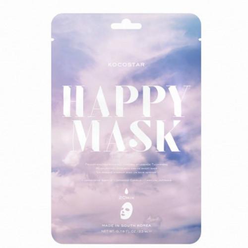Kocostar Hydratační pleťová textilní maska (Camellia Happy Mask) 23 ml