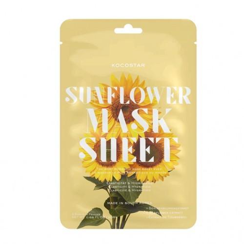 Kocostar Revitalizační plátková maska Slunečnice (Slice Sheet Mask) 20 ml