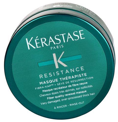 Kérastase Maska pro poškozené vlasy Resistance Masque Therapiste (Fiber Quality Renewal Masque) 75 ml