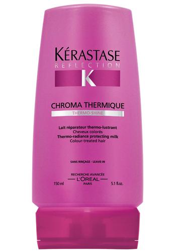 Kérastase Rozjasňujúci ochranné mlieko na farbené vlasy Chroma Thermique (Thermo-Radiance Protecting Milk) 150 ml