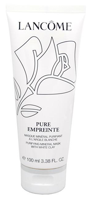 Lancome Čisticí minerální maska s bílým jílem Pure Empreinte (Purifying Mineral Mask with White Clay) 100 ml
