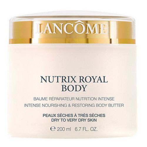 Lancome Obnovující a intenzivně vyživující tělové máslo Nutrix Royal Body (Intense Nourishing & Restoring Body Butter) 200 ml