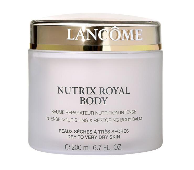 Lancôme Obnovující a intenzivně vyživující tělové máslo Nutrix Royal Body (Intense Nourishing & Restoring Body Balm) 200 ml