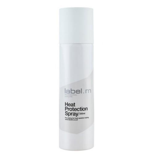 Label.m Ochranný sprej pro tepelnou úpravu vlasů (Heat Protection Spray) 200 ml