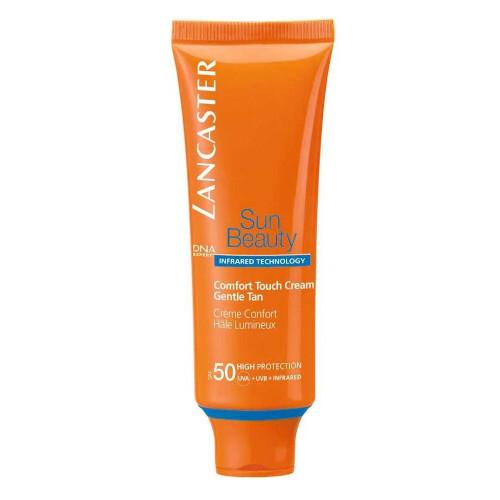 Lancaster Opalovací krém na obličej SPF 50 Sun Beauty (Comfort Touch Cream) 50 ml