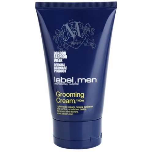 Label.m Pečující krém na vlasy pro muže (Grooming Cream) 100 ml