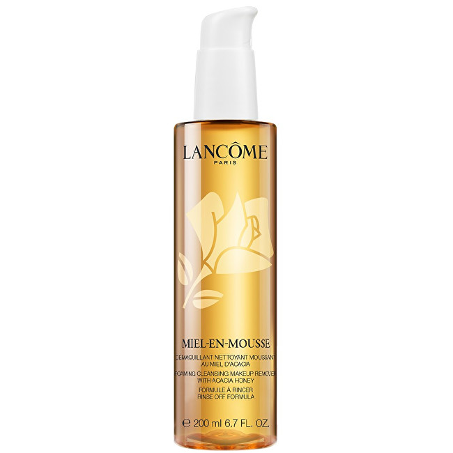 Lancome Pěnivý odličovač Miel-En-Mousse (Foaming Cleansing Make-Up With Acacia Honey) 200 ml