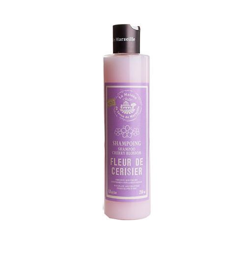 La Maison du Savon de Marseille Šampón Květy třešně (Fleur de cerisier) 250 ml