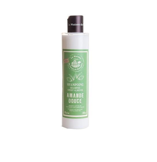 La Maison du Savon de Marseille Šampón Sladká mandle (Amande Douce) 250 ml
