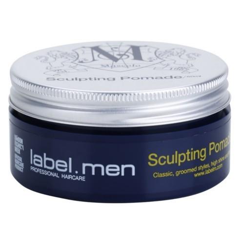 Label.m Tvarující pomáda do vlasů pro muže (Sculpting Pomade) 50 ml