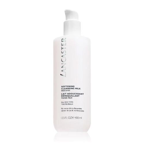 Lancaster Zjemňující čisticí pleťové mléko Cleansers & Masks (Softening Cleansing Milk) 400 ml